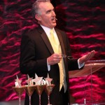 Celebrity Martini Glass auctioneer