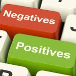 Negatives / Positives keyboard
